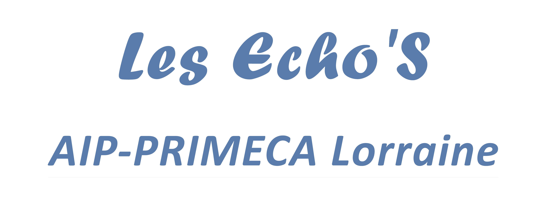 Les Echo's AIP PRIMECA Lorraine